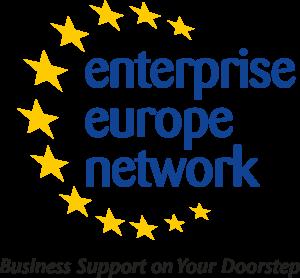 Eiropas Biznesa atbalsta tīkls Latvijā logo
